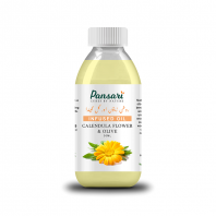 Pansari's Calendula Flower & Olive Infused Oil