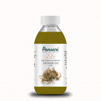 Pansari's 100% Pure Vetiver Oil