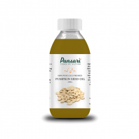 Pansari's 100% Pure Pumpkin Seeds Oil