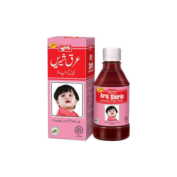 Qarshi Herbal Gripe Water