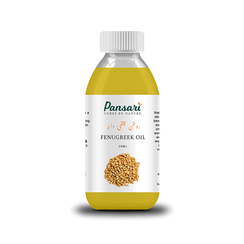 Pansari's Fenugreek Oil