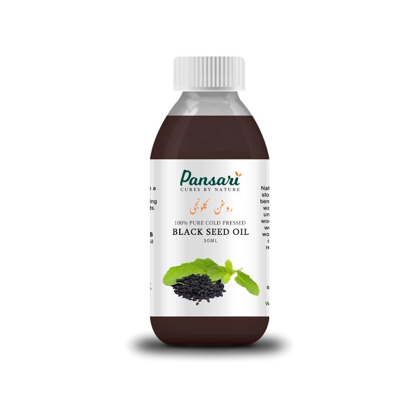 Pansari's 100% Pure Black Seed Oil