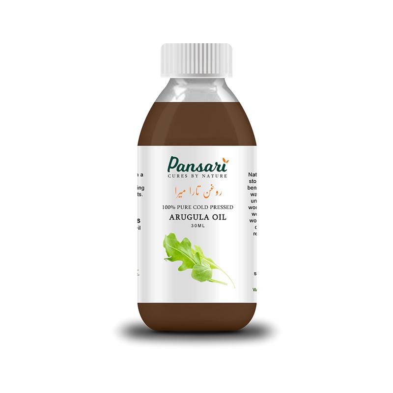 Pansari's 100% Pure Arugula Oil
