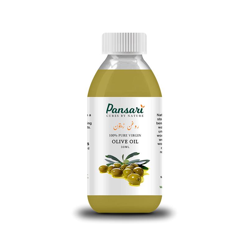 Pansari's 100% Pure Virgin Olive Oil