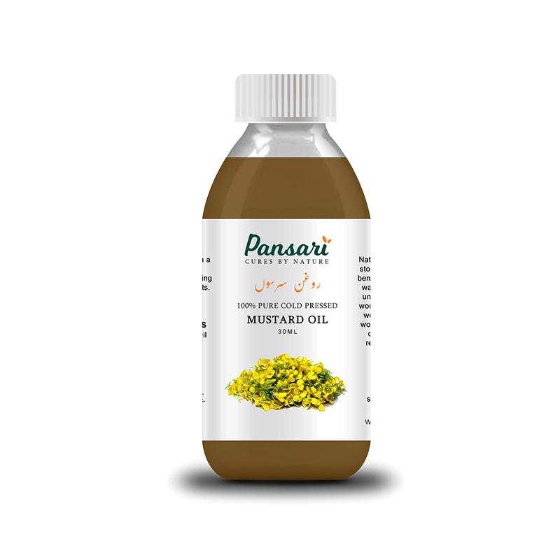 Pansari's 100% Pure Mustard Oil