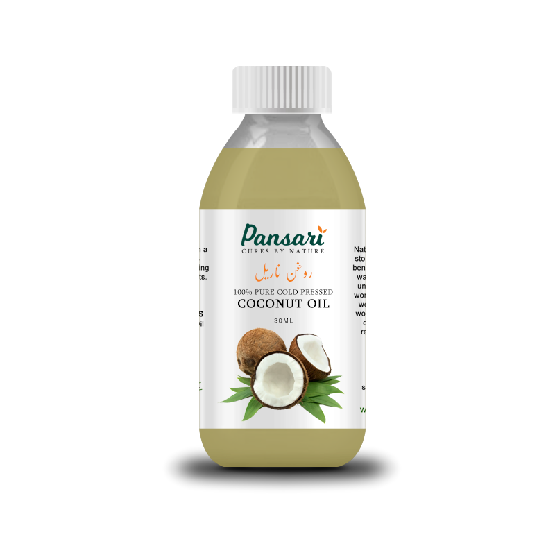 Pansari's  100% Pure Coconut Oil