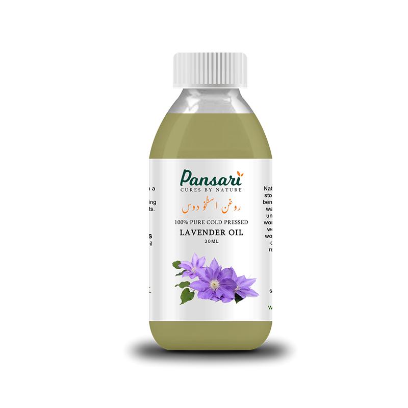 Pansari's Pure Lavender Oil