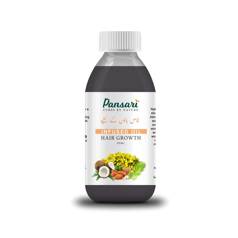 Pansari's Hair Growth Infused Oil