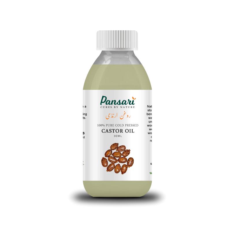 Pansari's 100% Pure Castor Oil