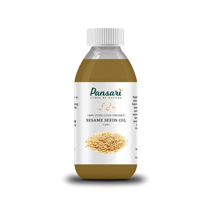 Pansari 100% Pure Sesame Oil