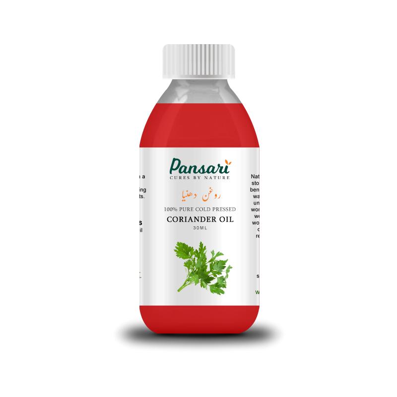 Pansari's Pure Coriander Oil