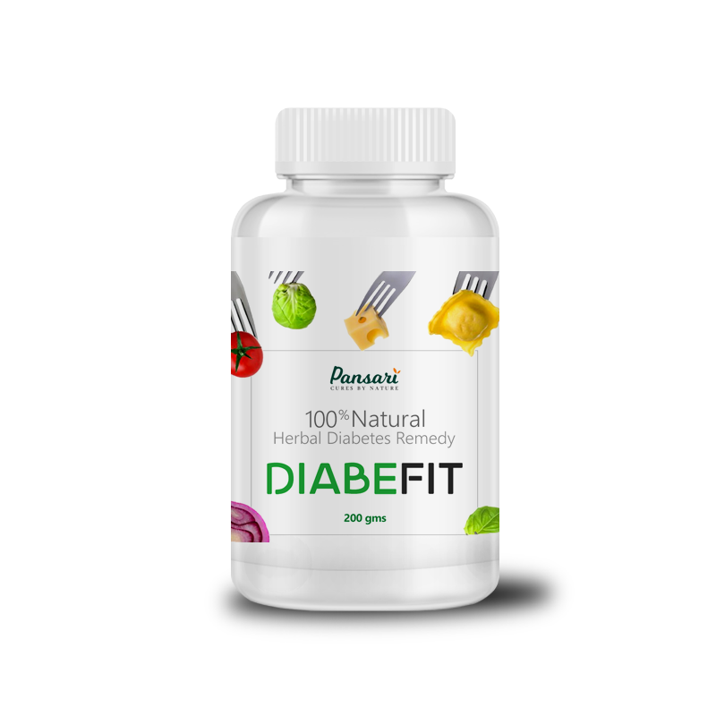 DiabeFit - Regulate Your Blood Sugar Levels