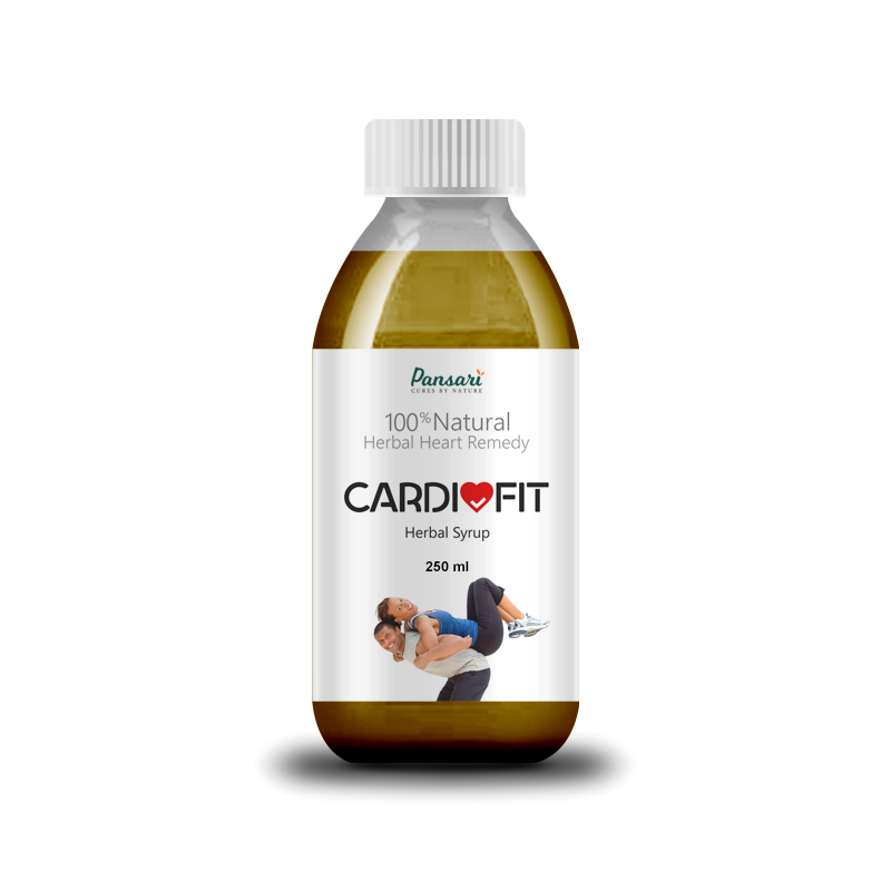 CardioFit - A Herbal Heart Remedy