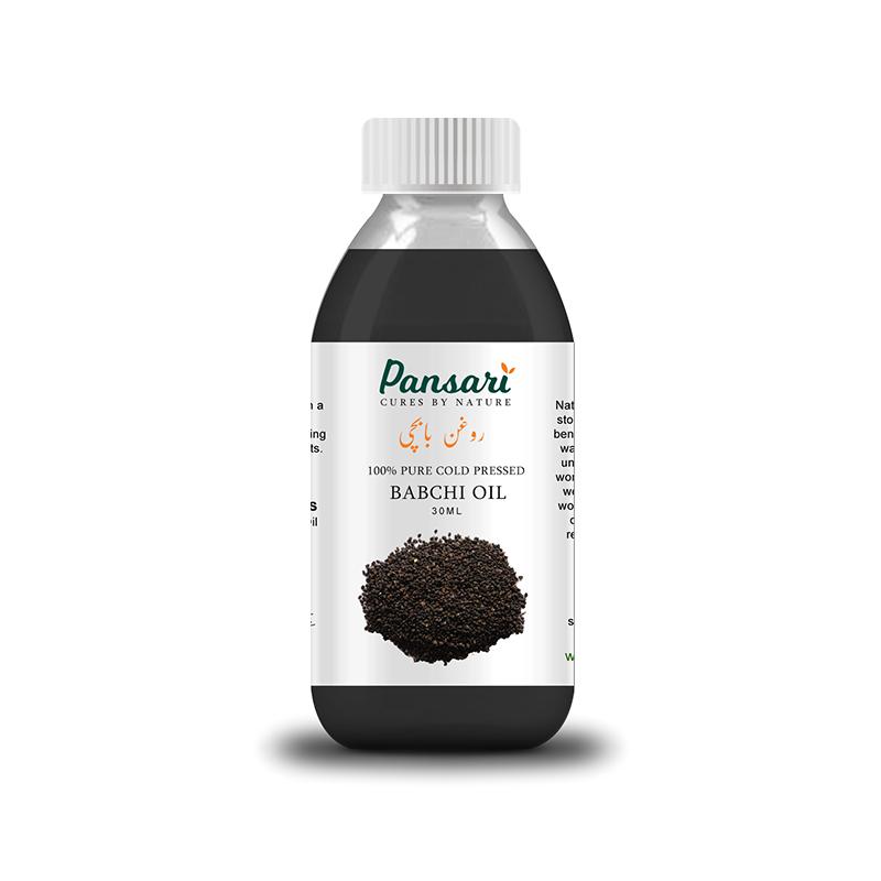 Pansari's 100% Pure Babchi Oil