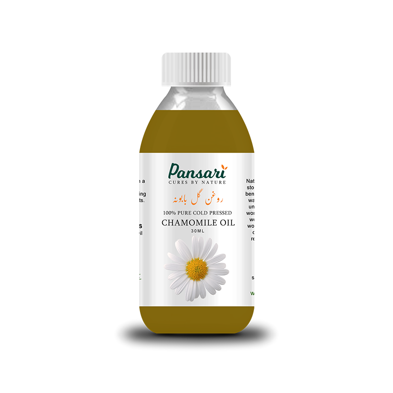 Pansari 100% Pure Chamomile Oil