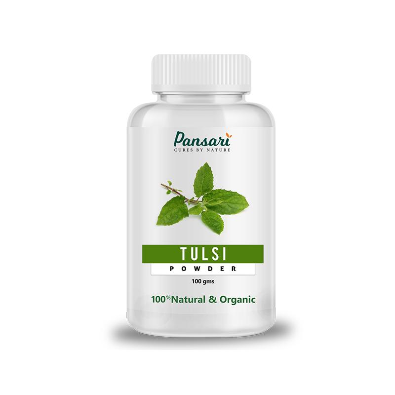 Pansari's Organic Tulsi Powder