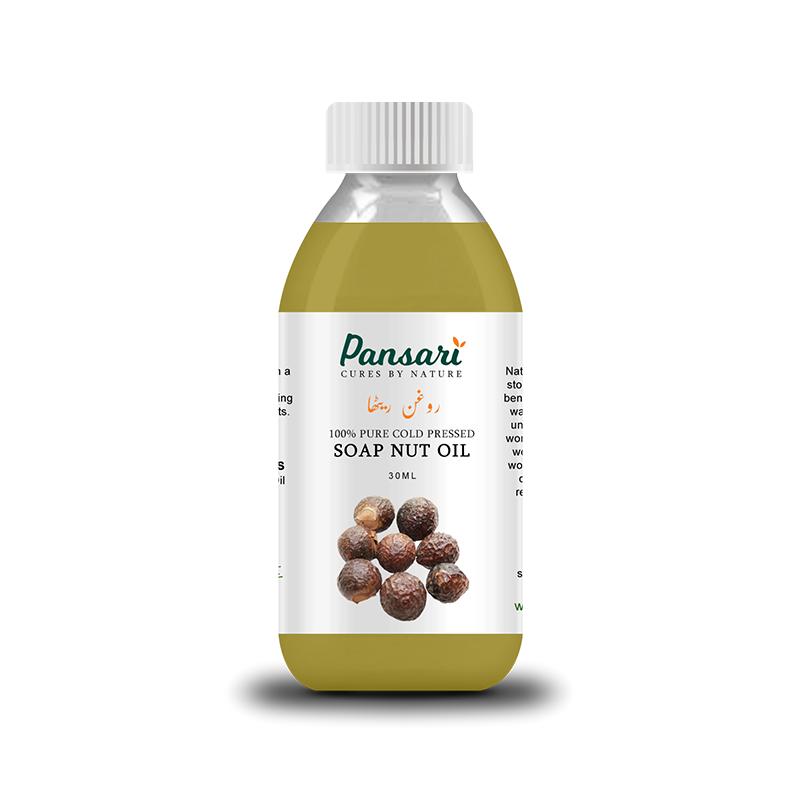 Pansari's 100% Pure Soap Nut Oil