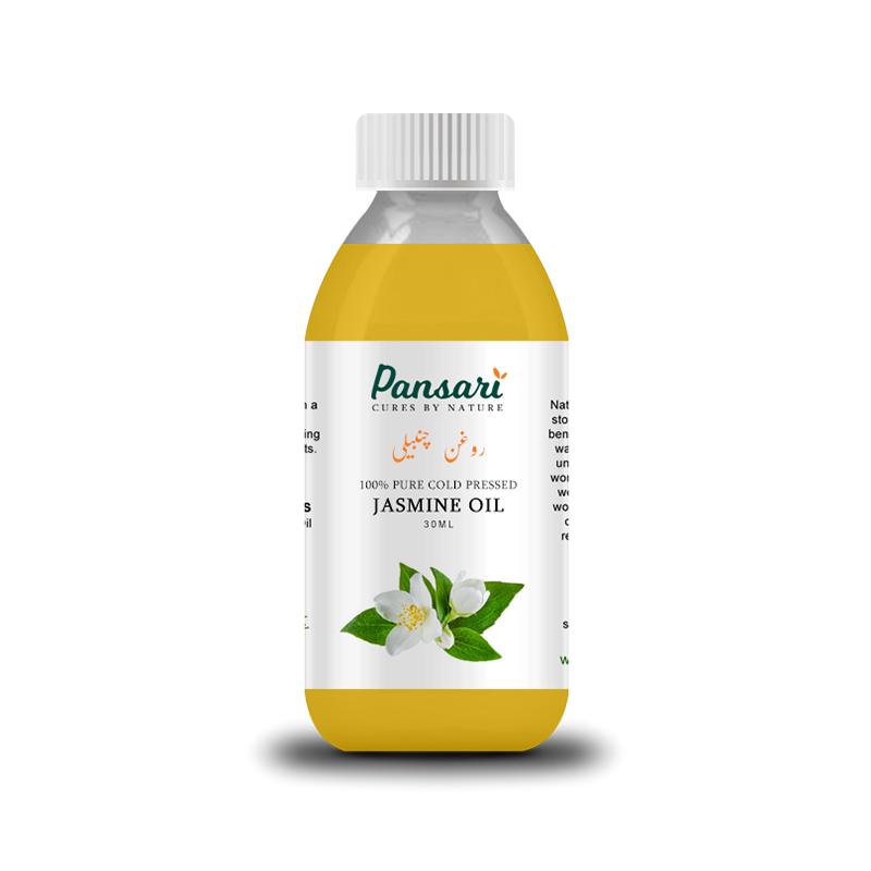 Pansari's 100% Pure Jasmine Oil