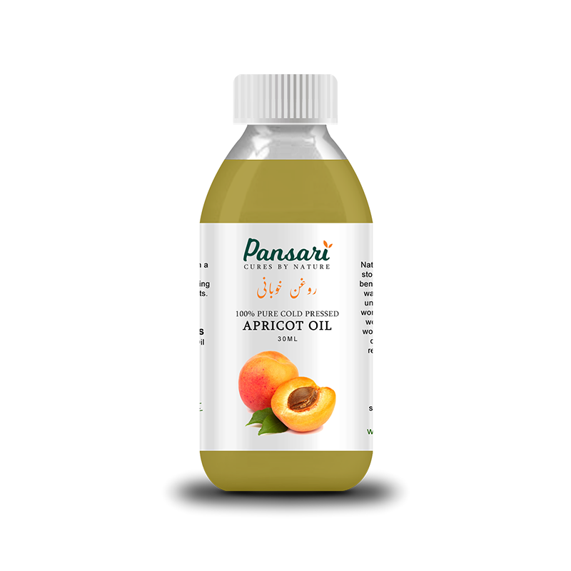 Pansari's 100% Pure Apricot Oil