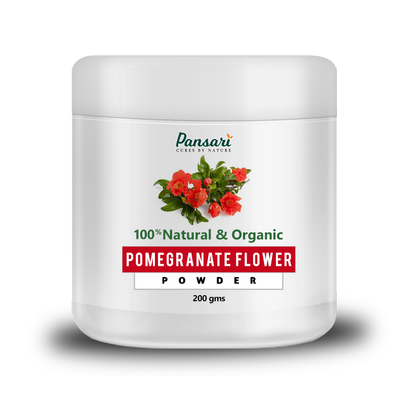 Pomegranate Flower Powder