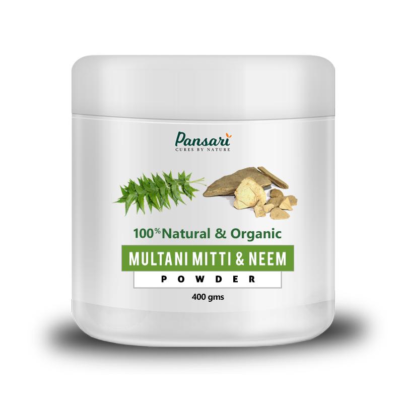 Multani Mitti & Neem Powder