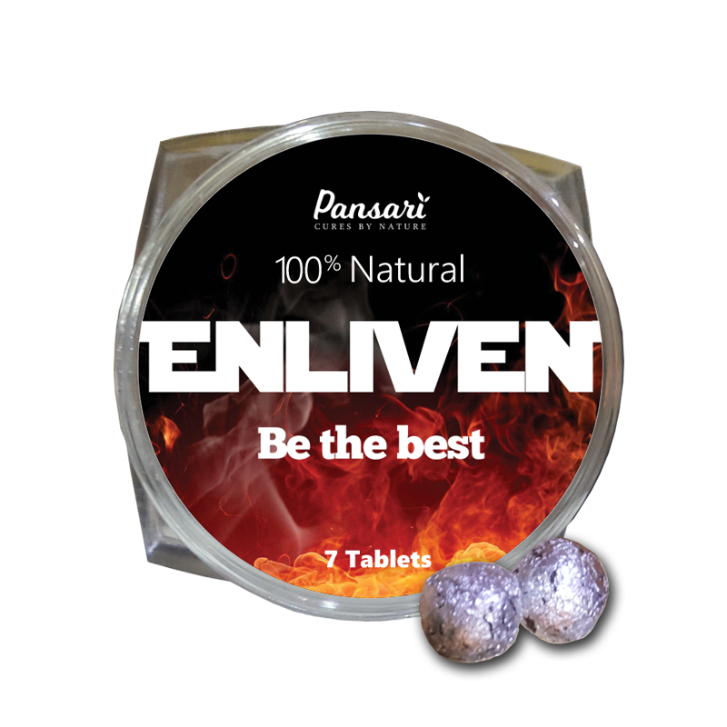Enliven - Men Health Supplement