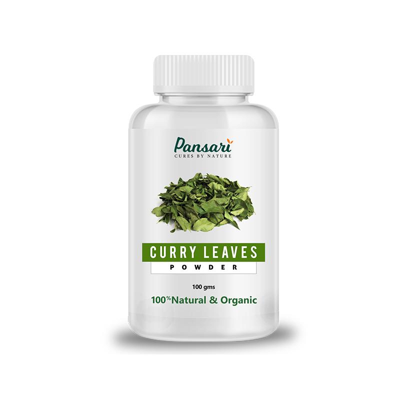Pansari's Organic Curry Leaves Powder