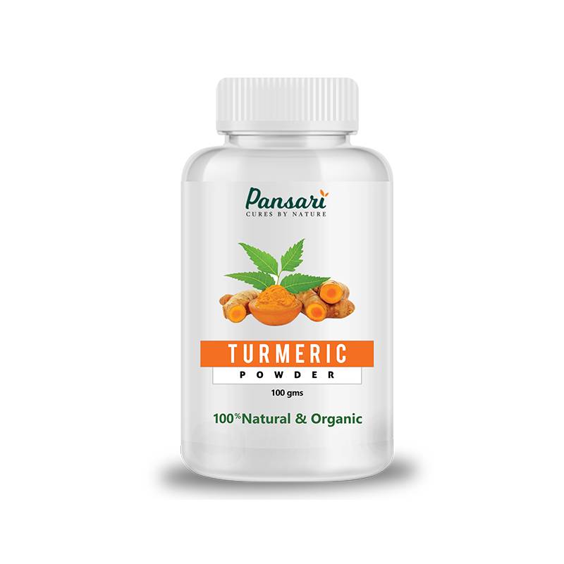 Pansari's Organic Turmeric Powder