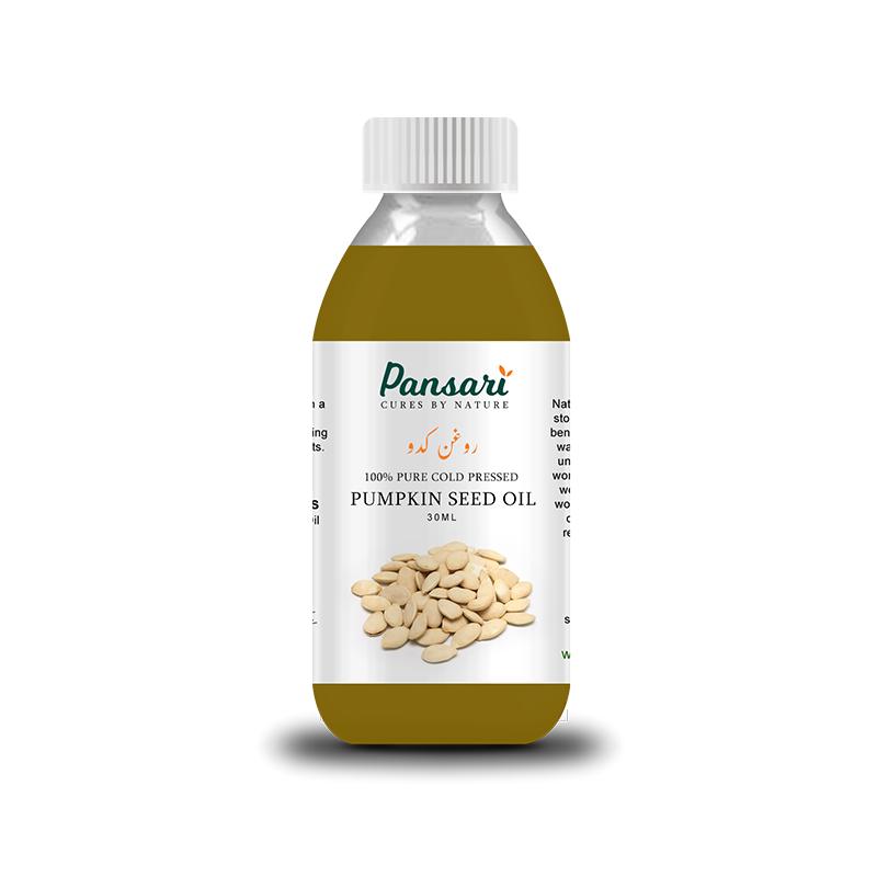 Pansari's 100% Pure Pumpkin Seeds Oil