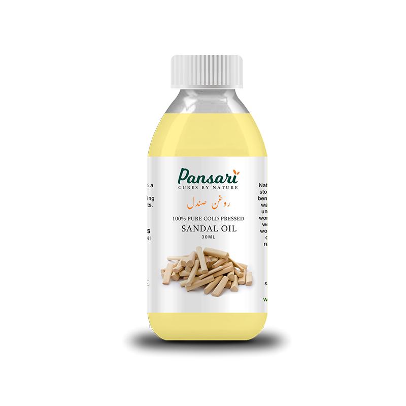 Pansari's 100% Pure Sandal Oil