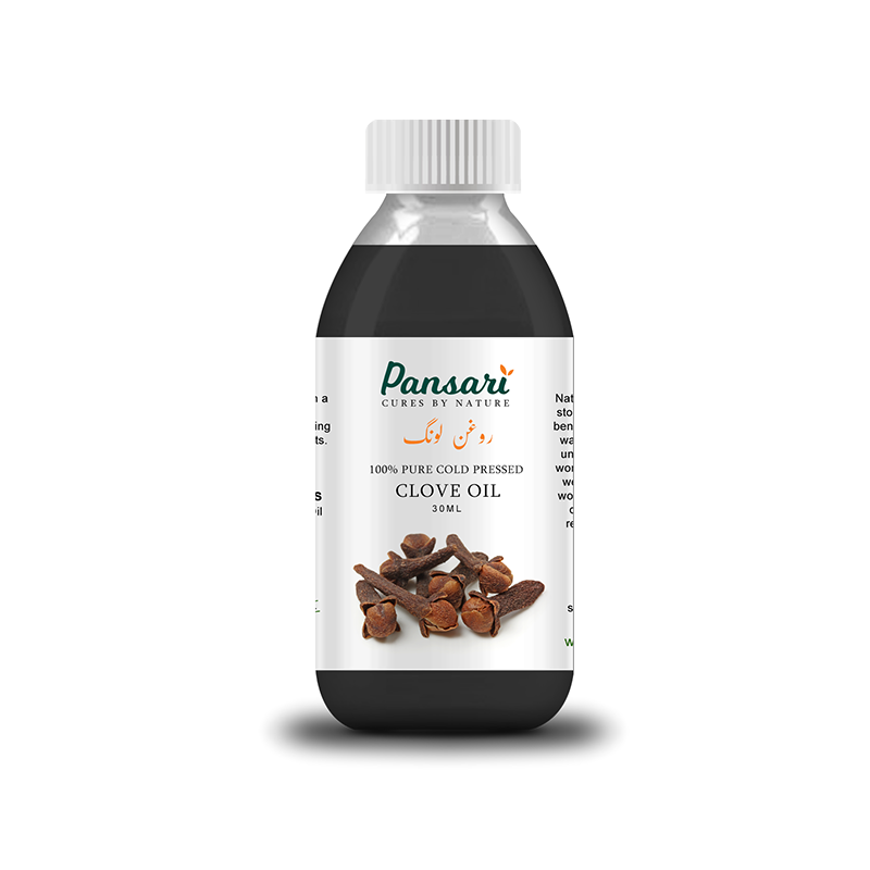 Pansari's 100% Pure Clove Oil