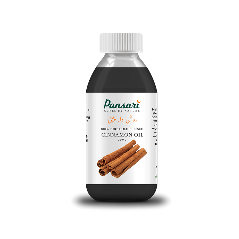 Pansari's 100% Pure Cinnamon Oil