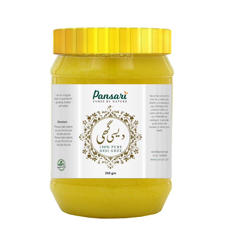 Pansari's 100% Pure Desi Ghee