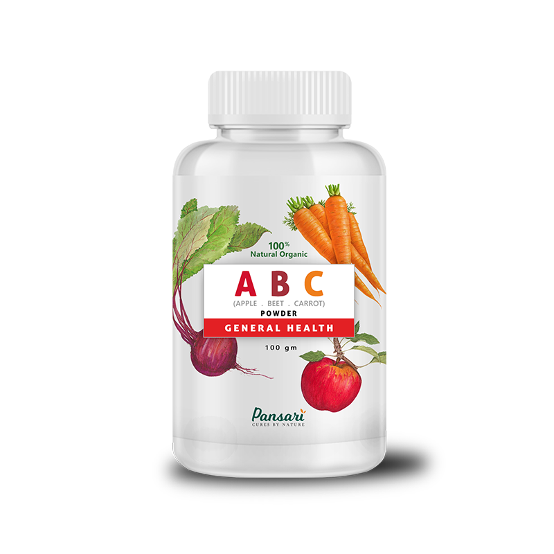 Pansari's ABC Dietary Supplement for General Health