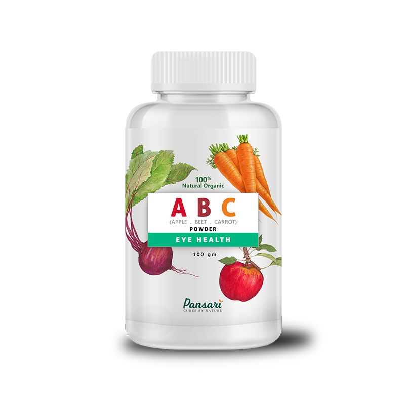 Pansari's ABC Dietary Supplement for Eye Health