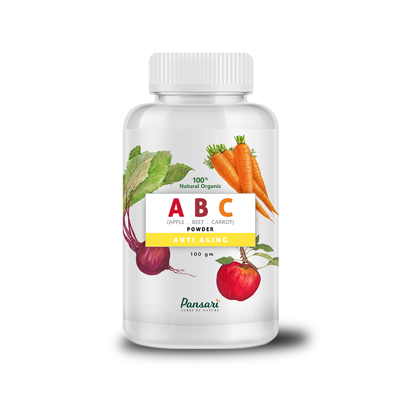 Pansari's ABC Dietary Supplement Anti Aging