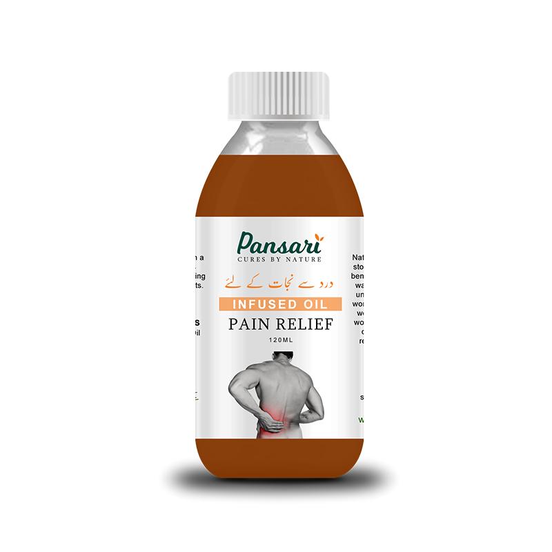 Pansari's Pain Relief Infused Oil