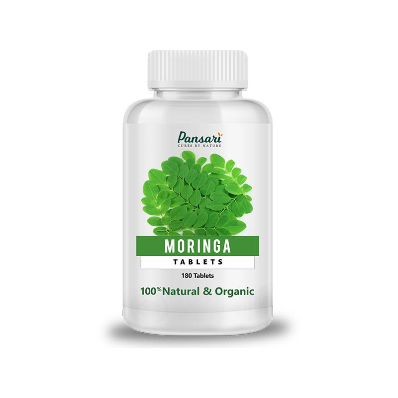 Pansari Organic Moringa Tablets