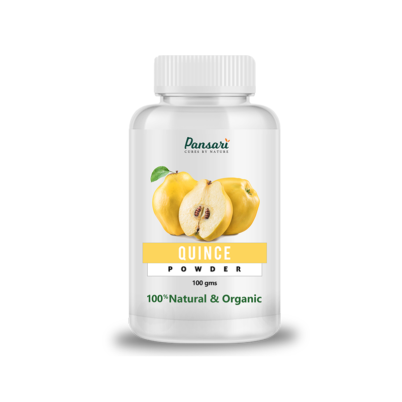 Pansari's Quince Fruit Powder