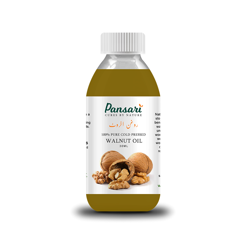 Pansari's 100% Pure Walnut Oil