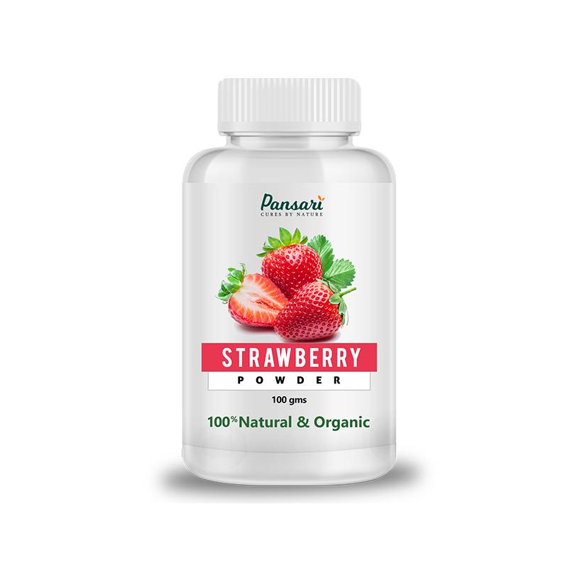 Pansari's Strawberry Powder