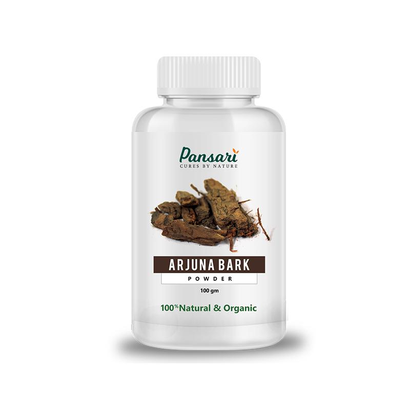 Pansari's Arjuna Bark Powder