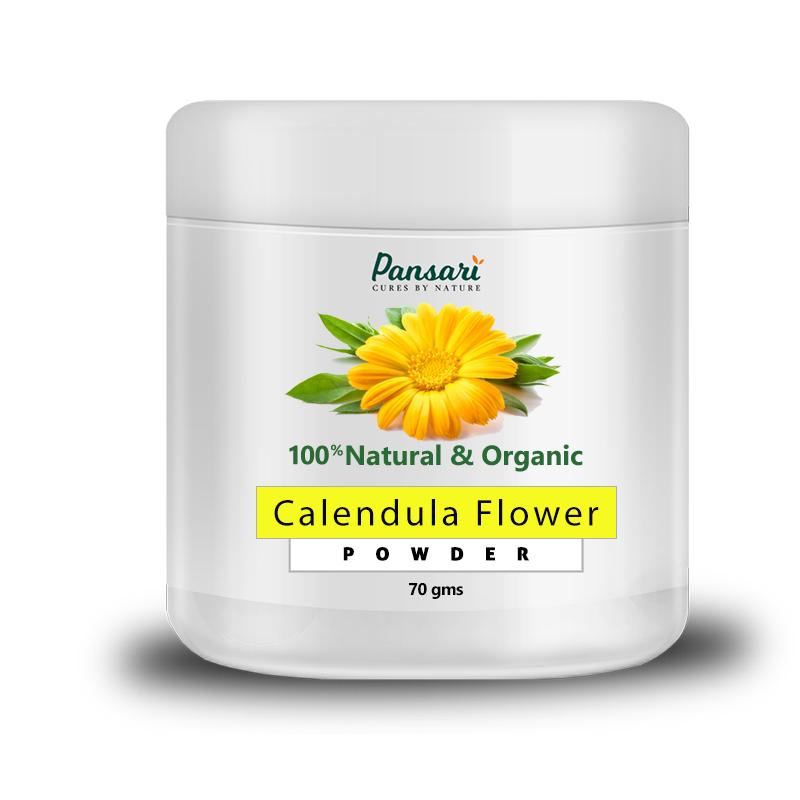 Calendula Flower Powder