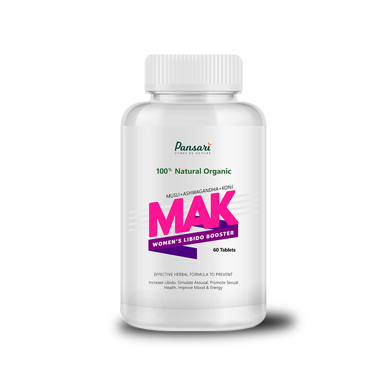 MAK for Women Libido Booster