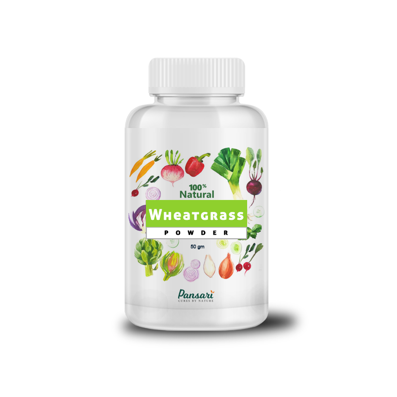 Pansari Organic Wheatgrass Powder