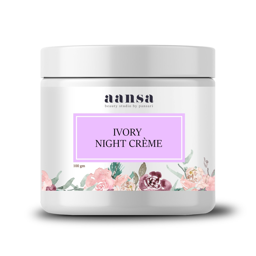 Aansa's Ivory Night Crème
