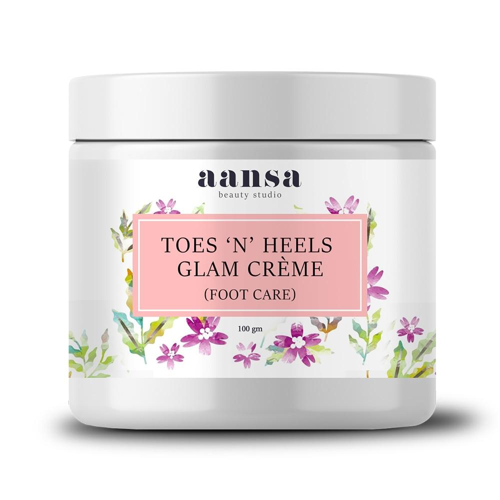 Aansa's Toes 'n' Heels Glam Crème
