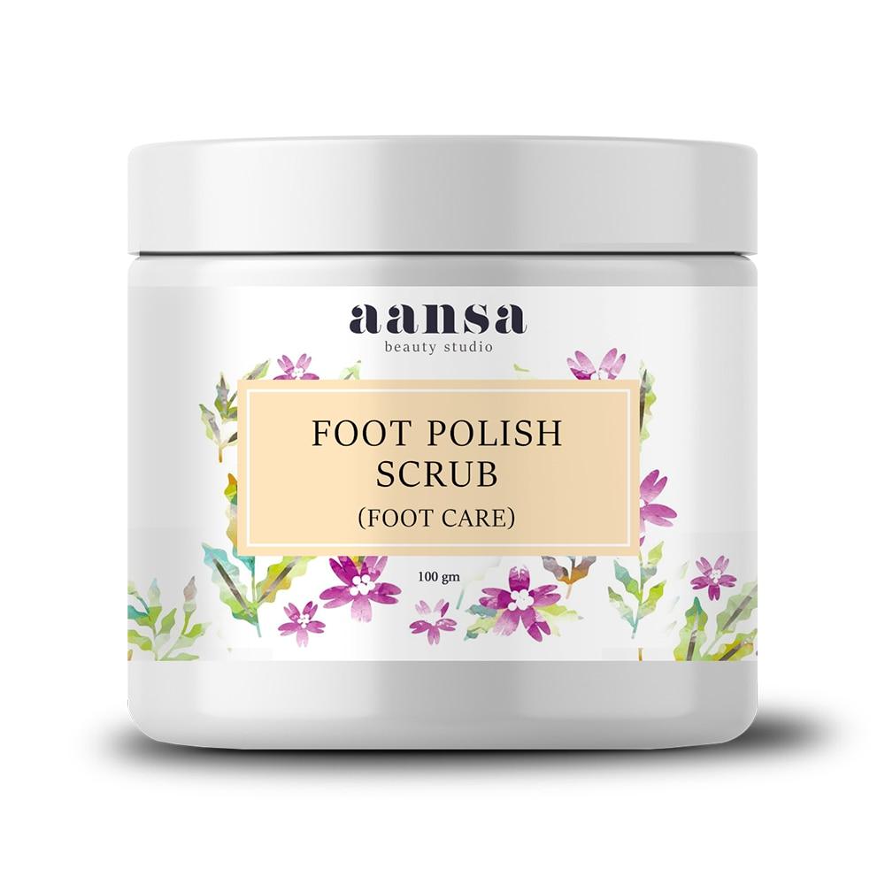 Aansa's Foot Polish Scrub