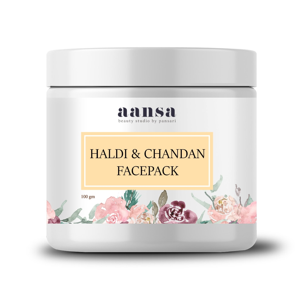Aansa's Haldi Chandan Facepack