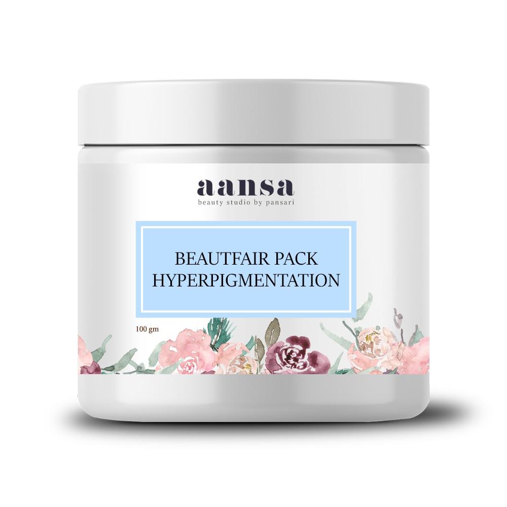 Aansa's BeautFair Pack for Hyperpigmentation